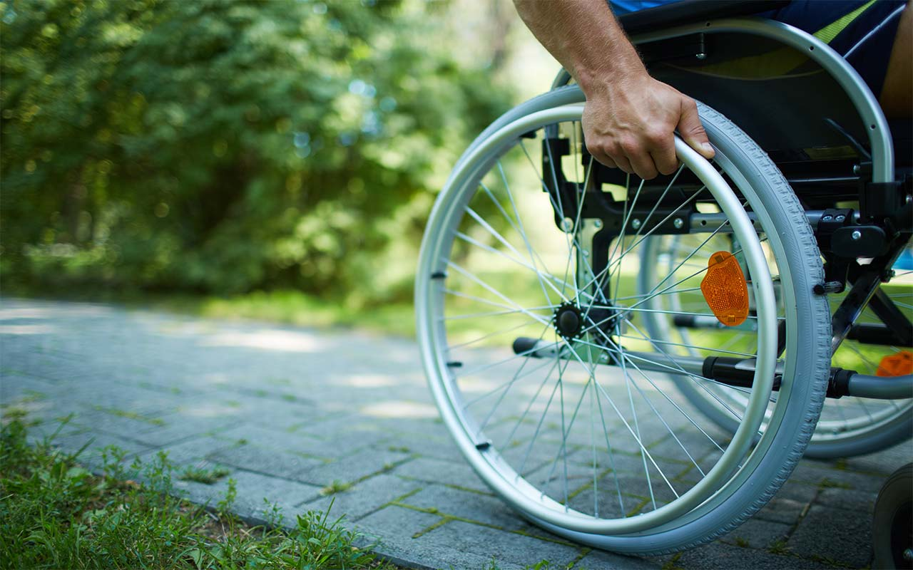 What should I do if my disability benefits are cut off?