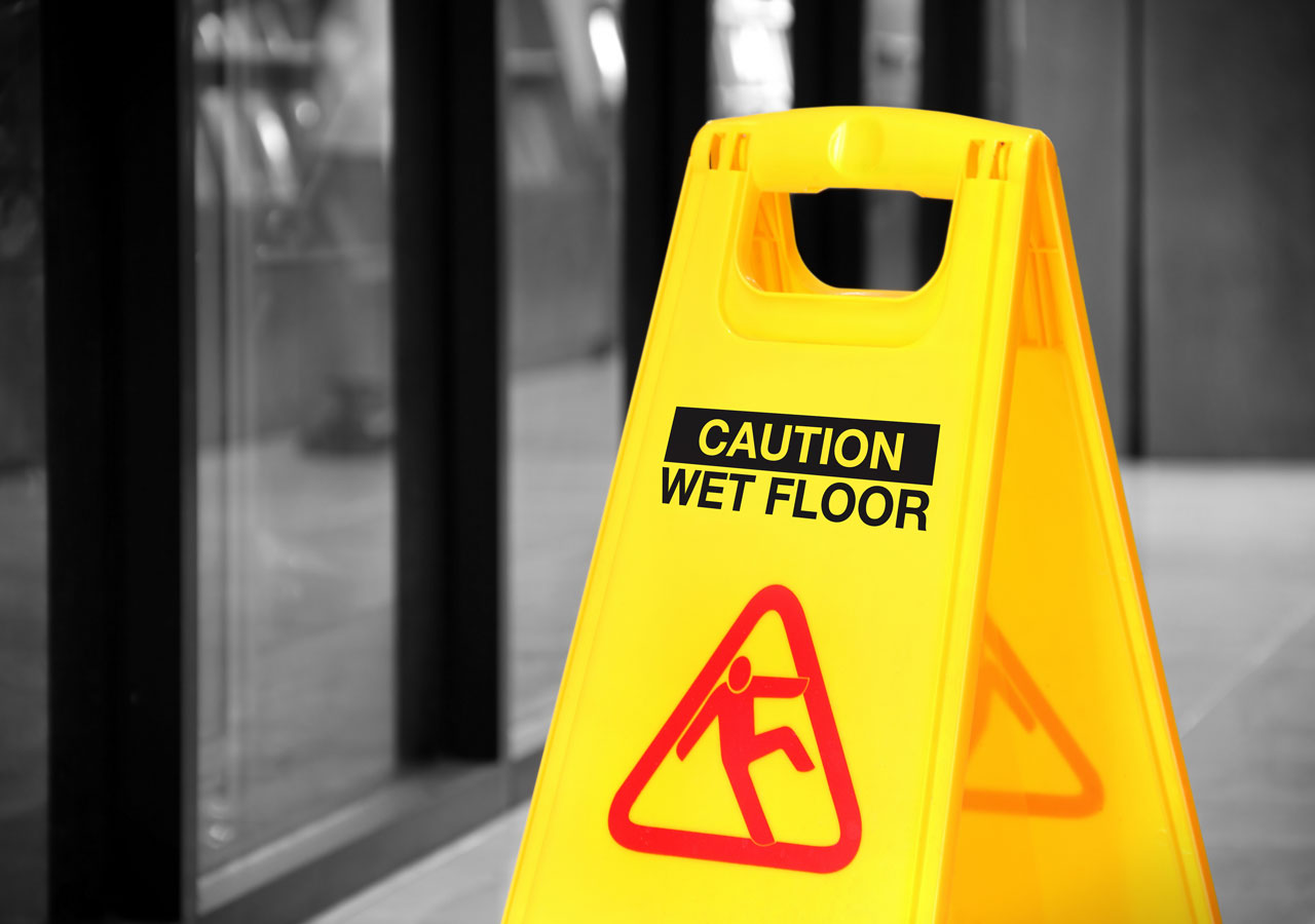 Slip and Fall Claims in Personal Injury Law